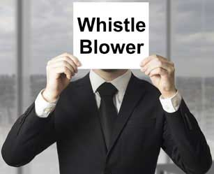 Fraud & Whistleblowing